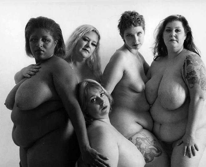 Black Fat BBW femmes nues