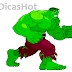 Gadget Incrível Hulk Animado para Blogger