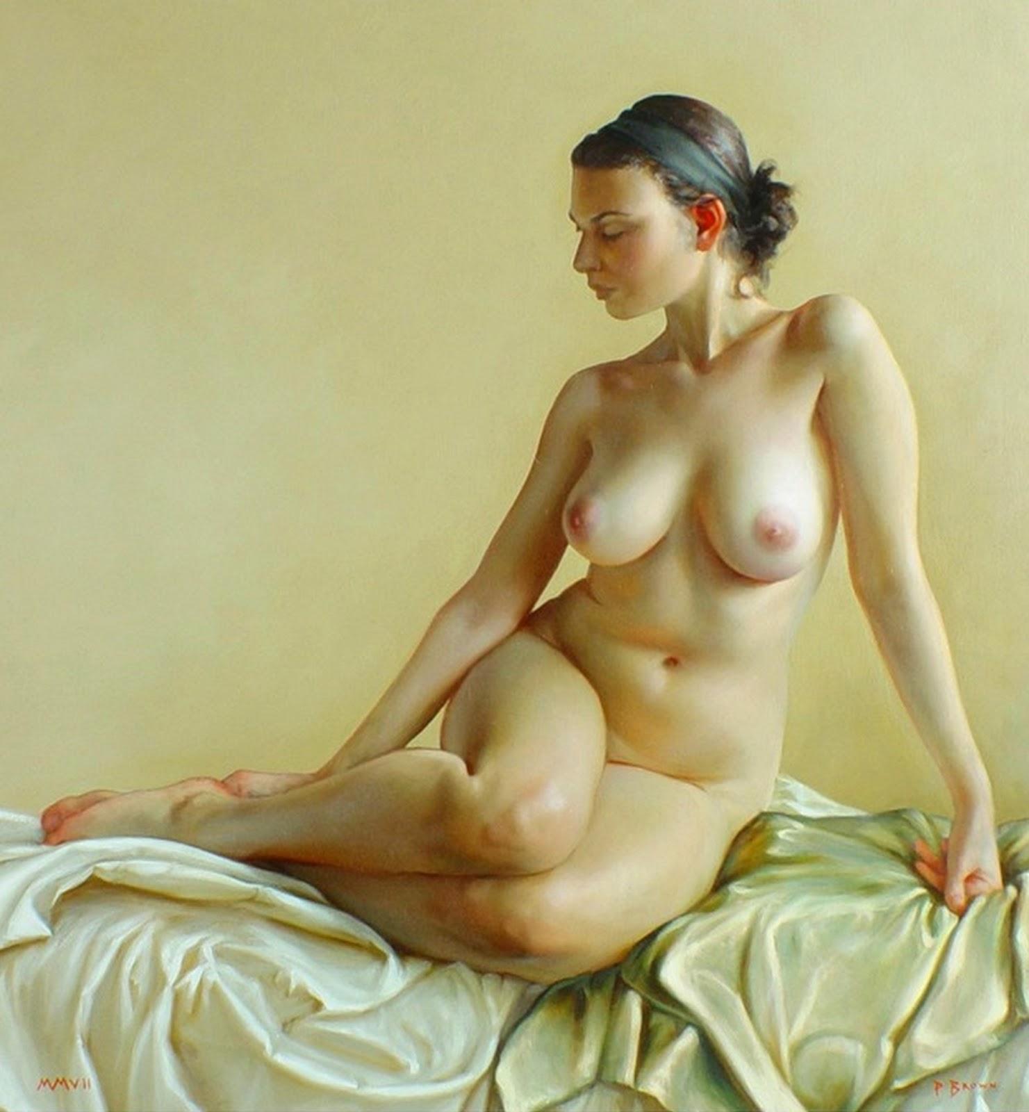 Paul S Brown Painting