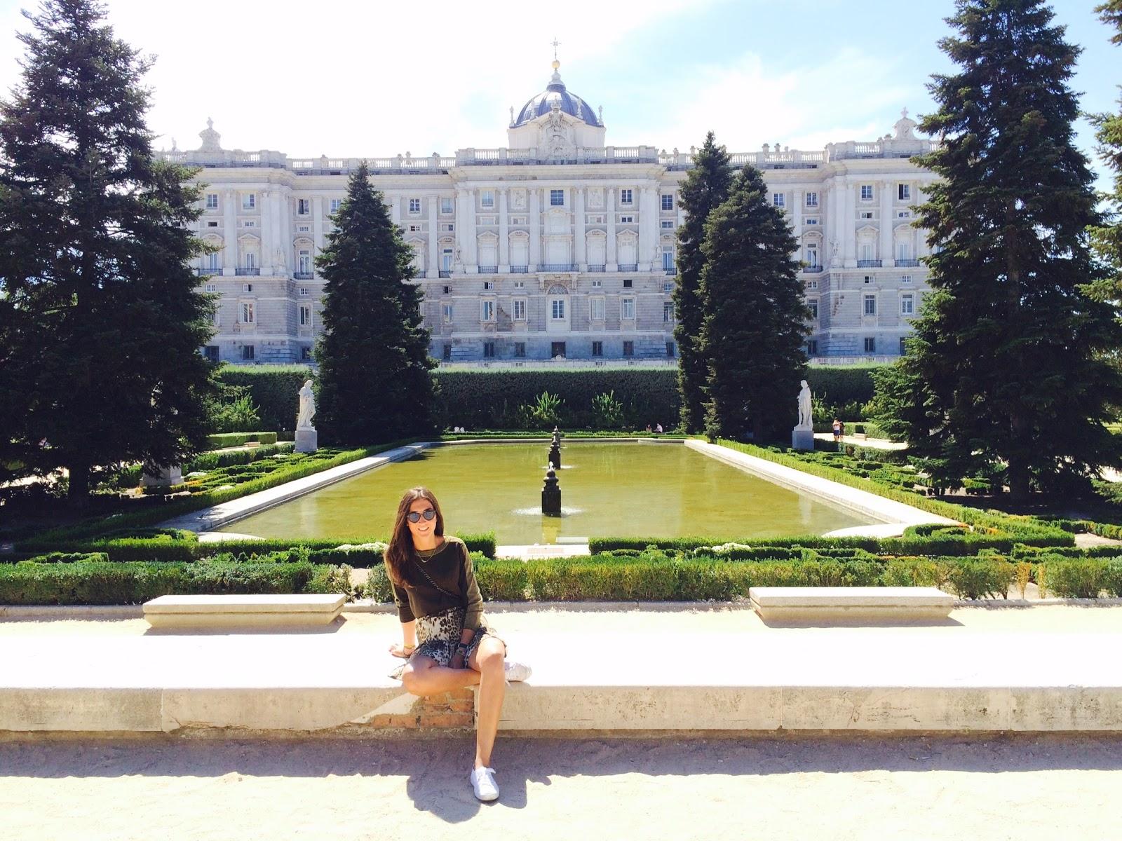 Palacio Real Madrid - Hotspot