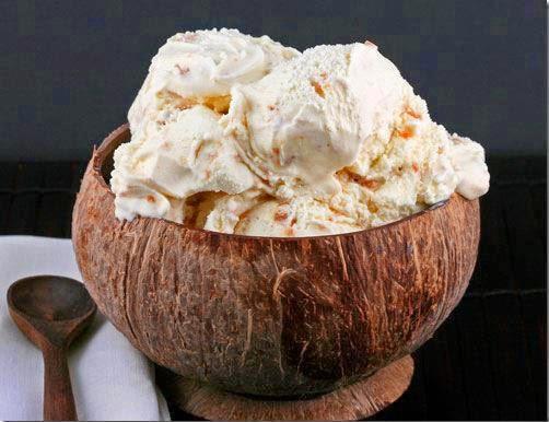 Kem dừa - Thuyết về cây dừa