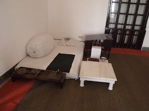 Gandhi's room at Birla House