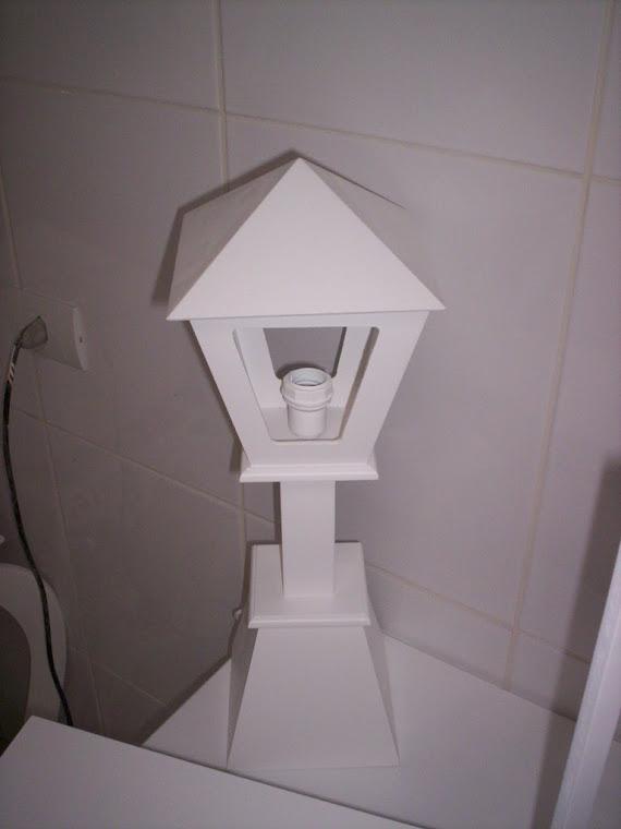Postinho de luz de mesa