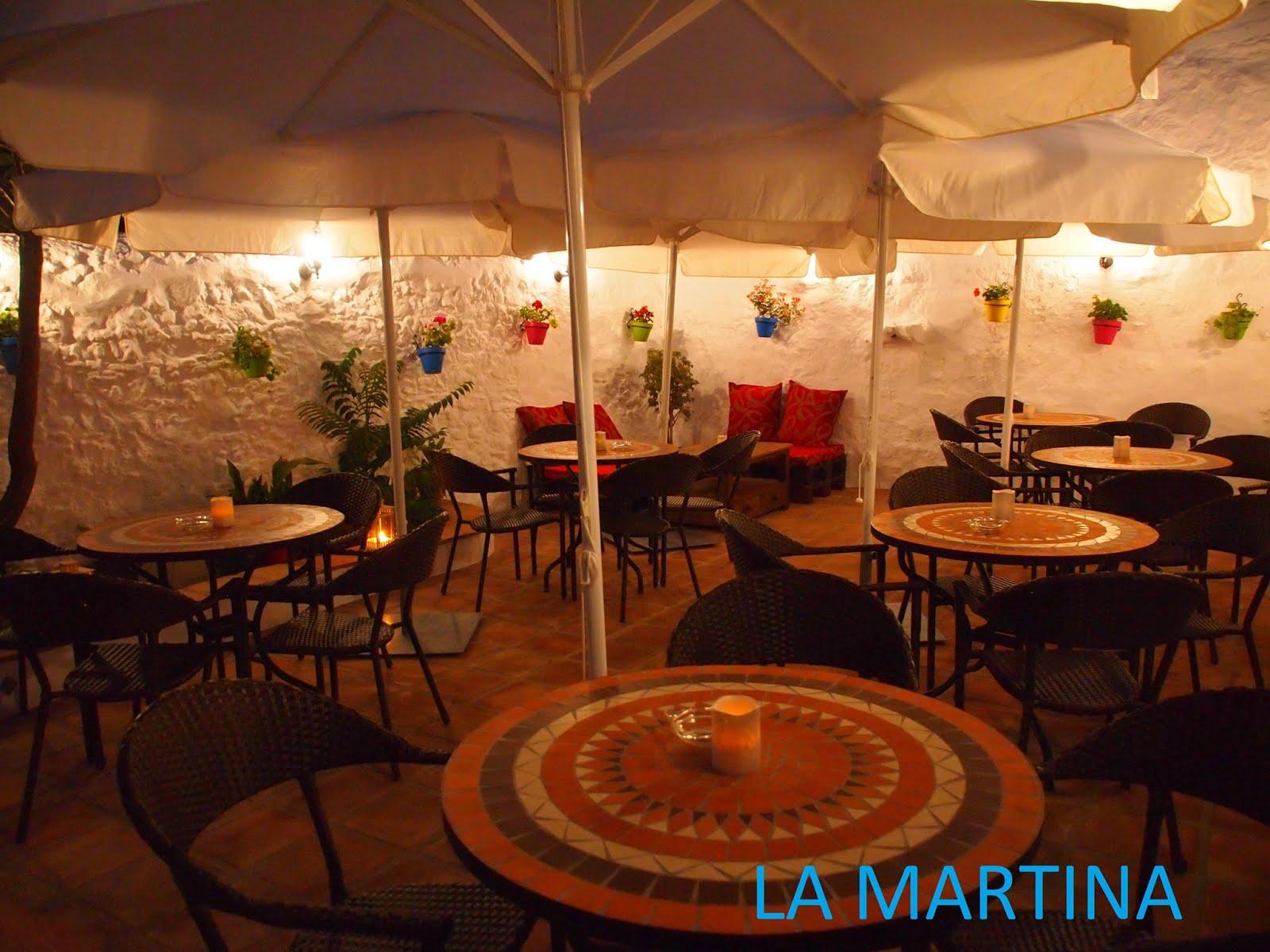 Restaurante La Martina