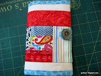 Sewing kit for Linda - aka Stray Stitches