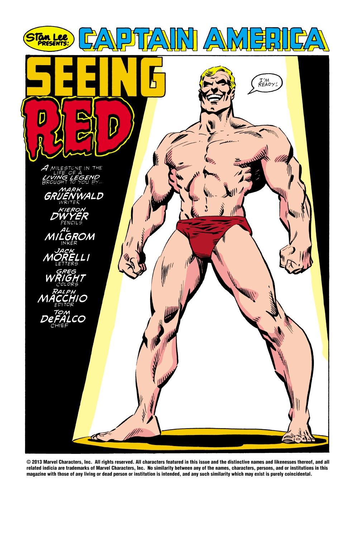 Captain America (1968) Issue #350 #282 - English 2