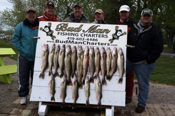 Lake Erie Walleye Fishing Reports Niagara Reef