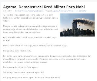 Situs Nonton Dunia Penghina Agama hapuskan untuk indonesia bangkit