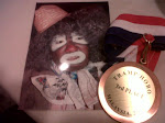 3rd Place in WCA Make-Up Competition 2013 < HOBO/TRAMP >