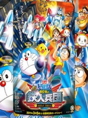 Cuộc Xâm Lăng Của Binh Đoàn Robot - Doraemon: Nobita and the New Steel Troops