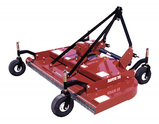 Bush Hog FTH-600 Finishing Mower
