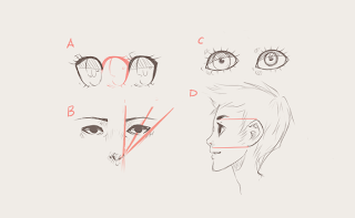 How To Draw Faces 4