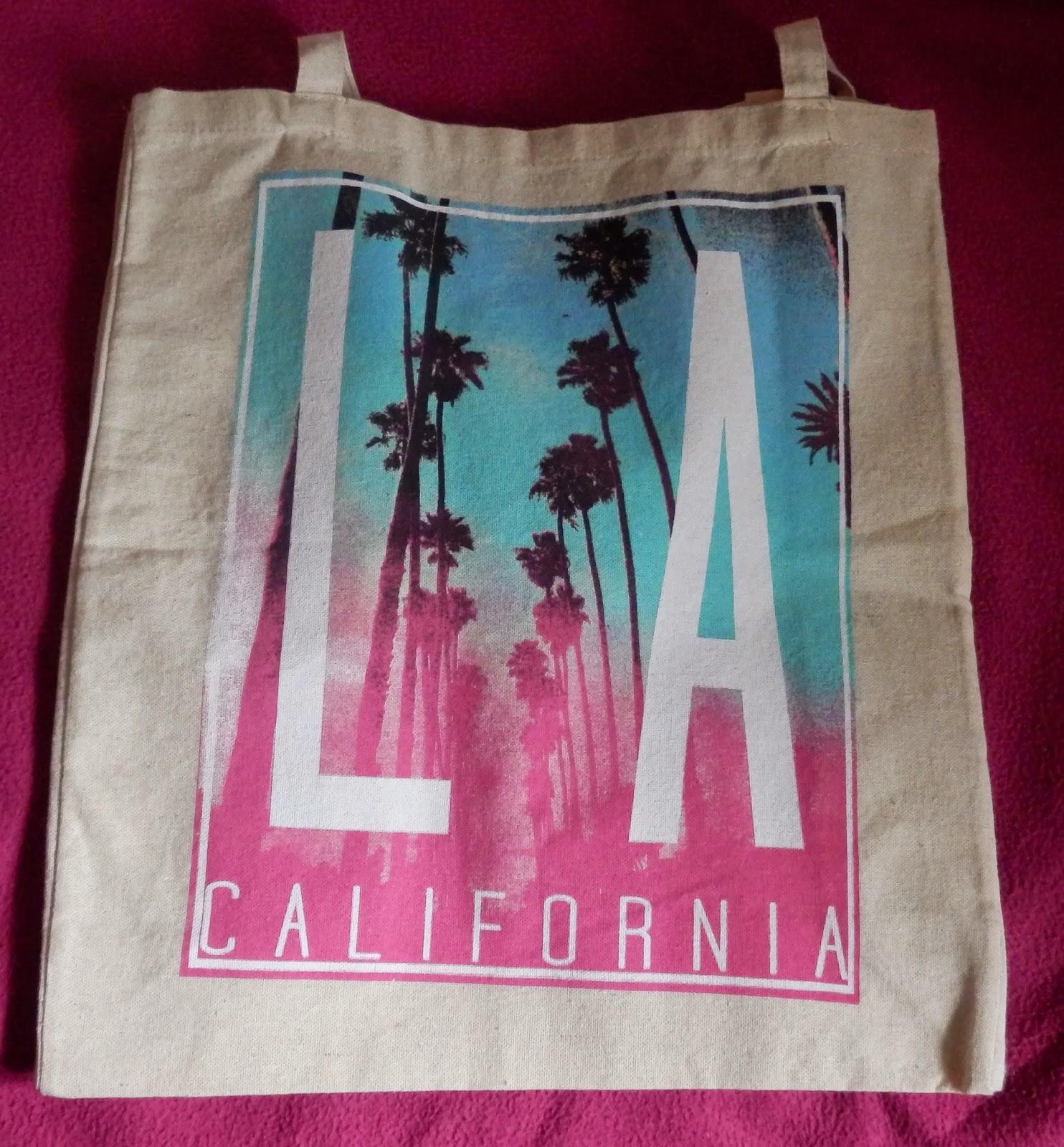 LA Bag from Primark