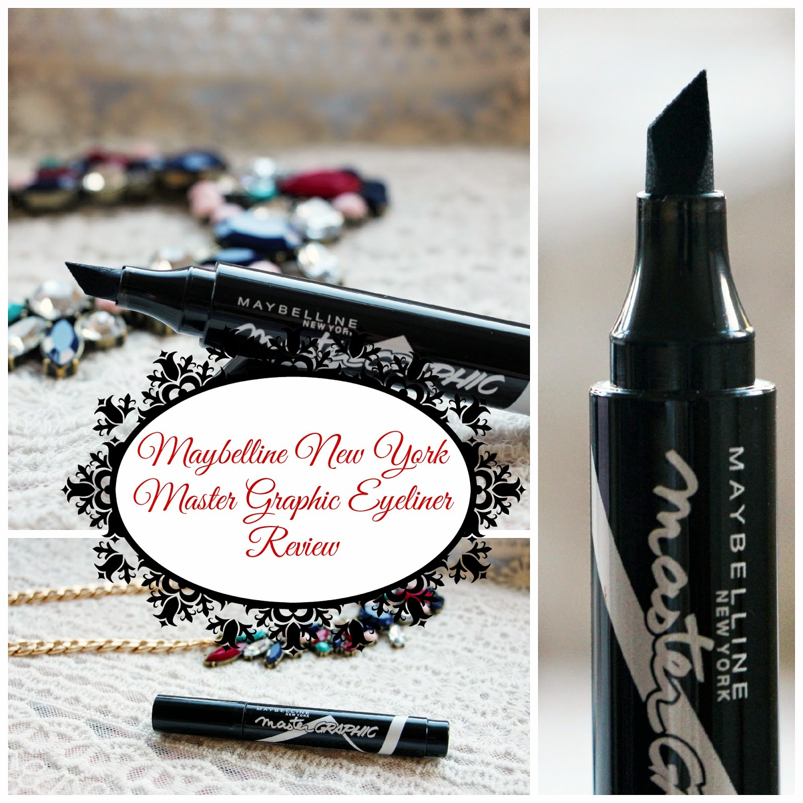 Maybelline New York Master Graphic Eyeliner