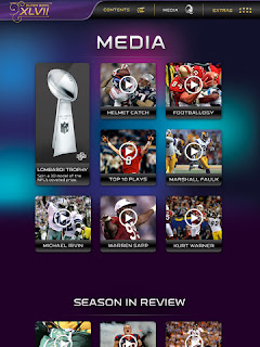 Super Bowl XLVII Official NFL Game Program 002