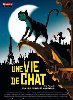 Um Gato em Paris – Legendado