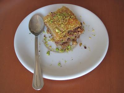 Baklava ricetta dolce