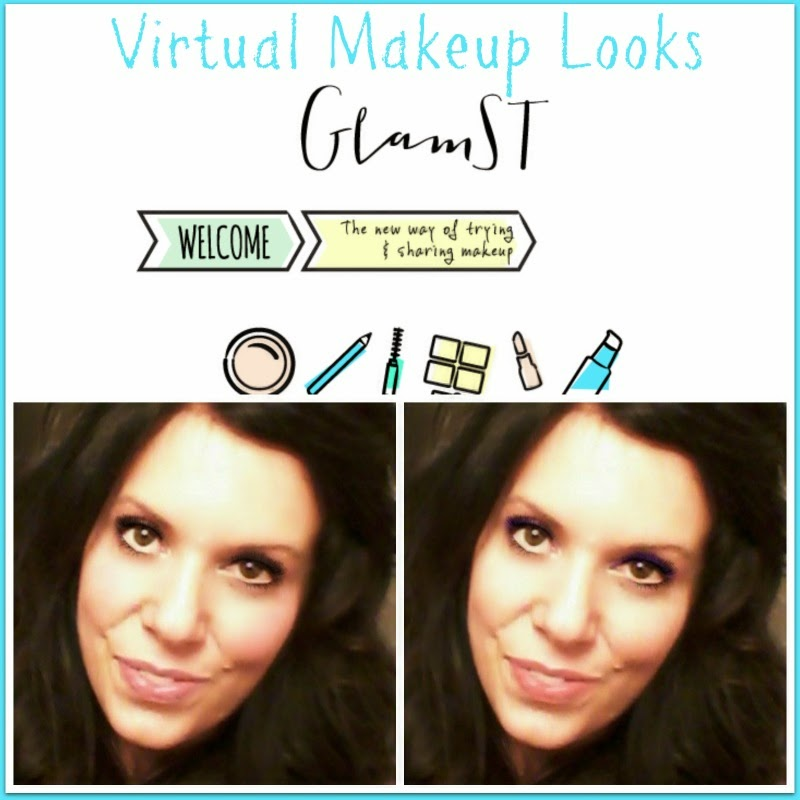 GlamSt. virtual make over looks by barbies beauty bits