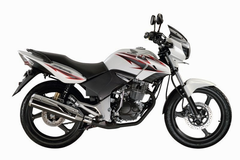 Honda New Tiger Revolution Cruiser 200c 2014
