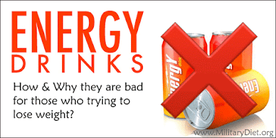 Energy Drinks and Military Diet
