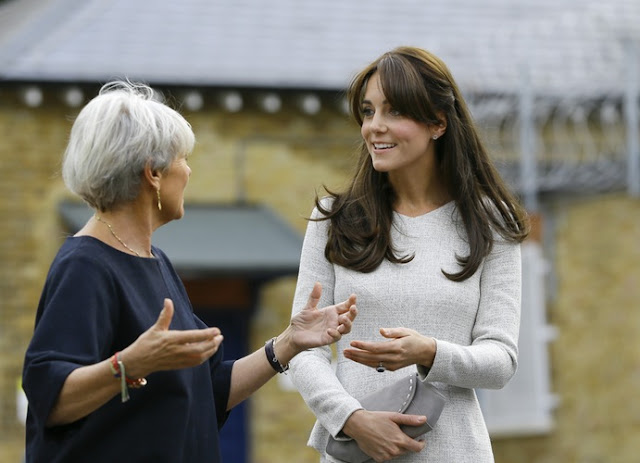 Kate Middleton fuels third pregnancy rumours on prison visit
