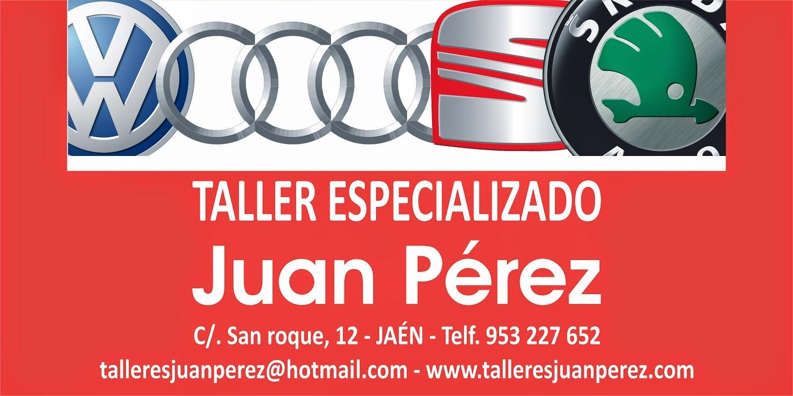 Talleres Juan Pérez