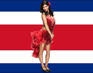 luchadora de la wwe costarisense, luchadores de costa rica en la WWE, diva rosa mendes de costa rica