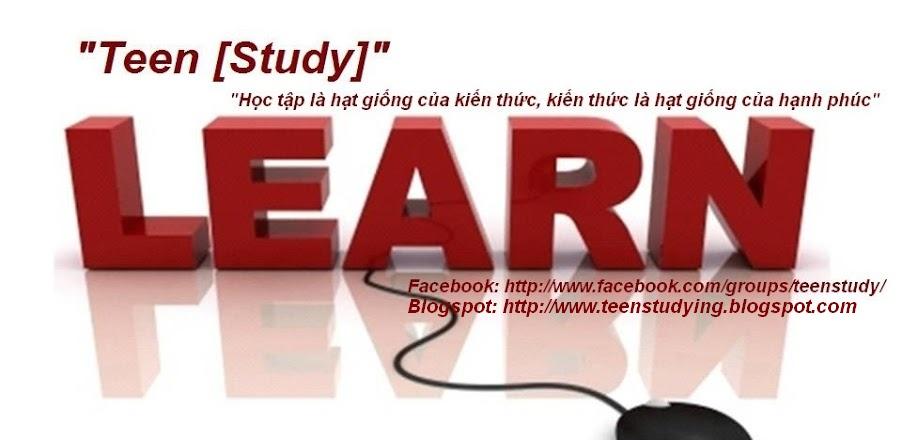 "Diễn Đàn ""Teen [Study]"""