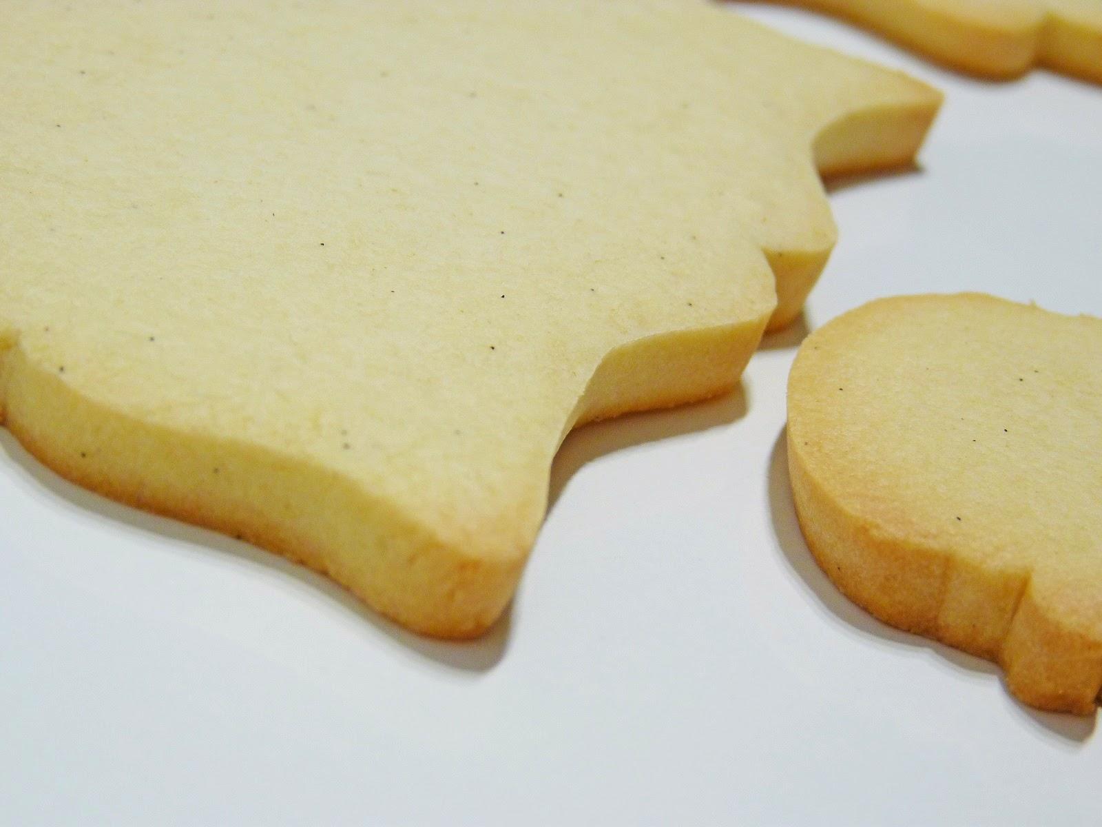 Galletas de mantequilla: La Galleta perfecta