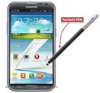 cara mudah untuk ambil Screenshot (Capture Screen) di Samsung Galaxy