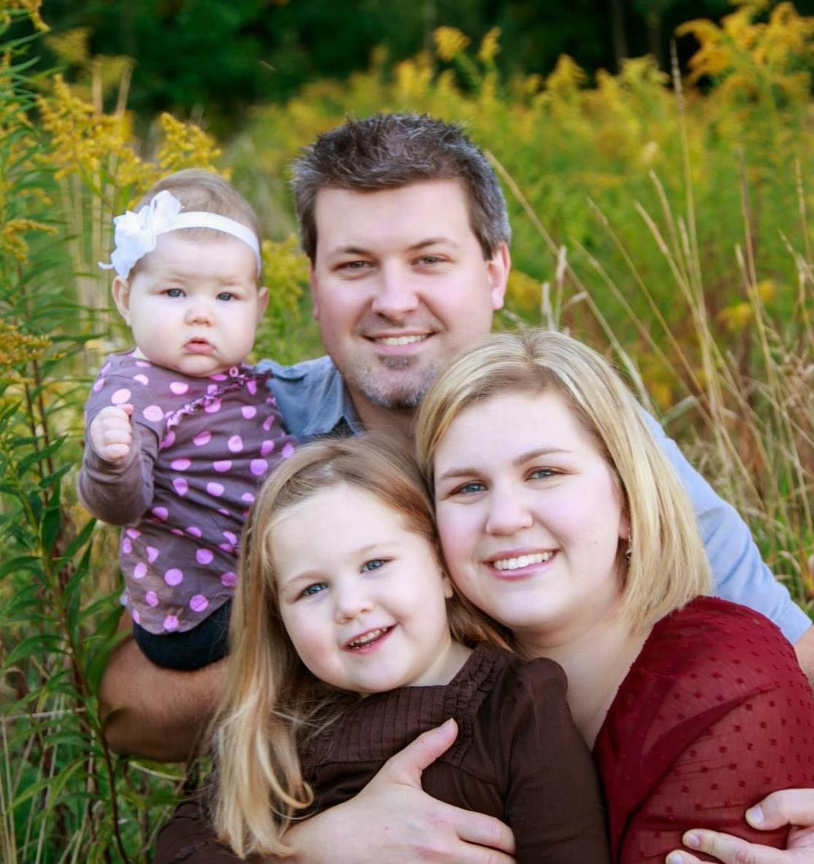 Hannah, Brian, Chloe & Rachel