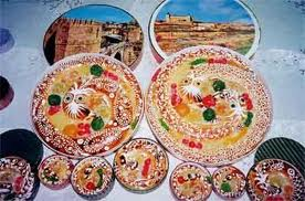 Tradicional dulce de Reyes Magos / Años '50