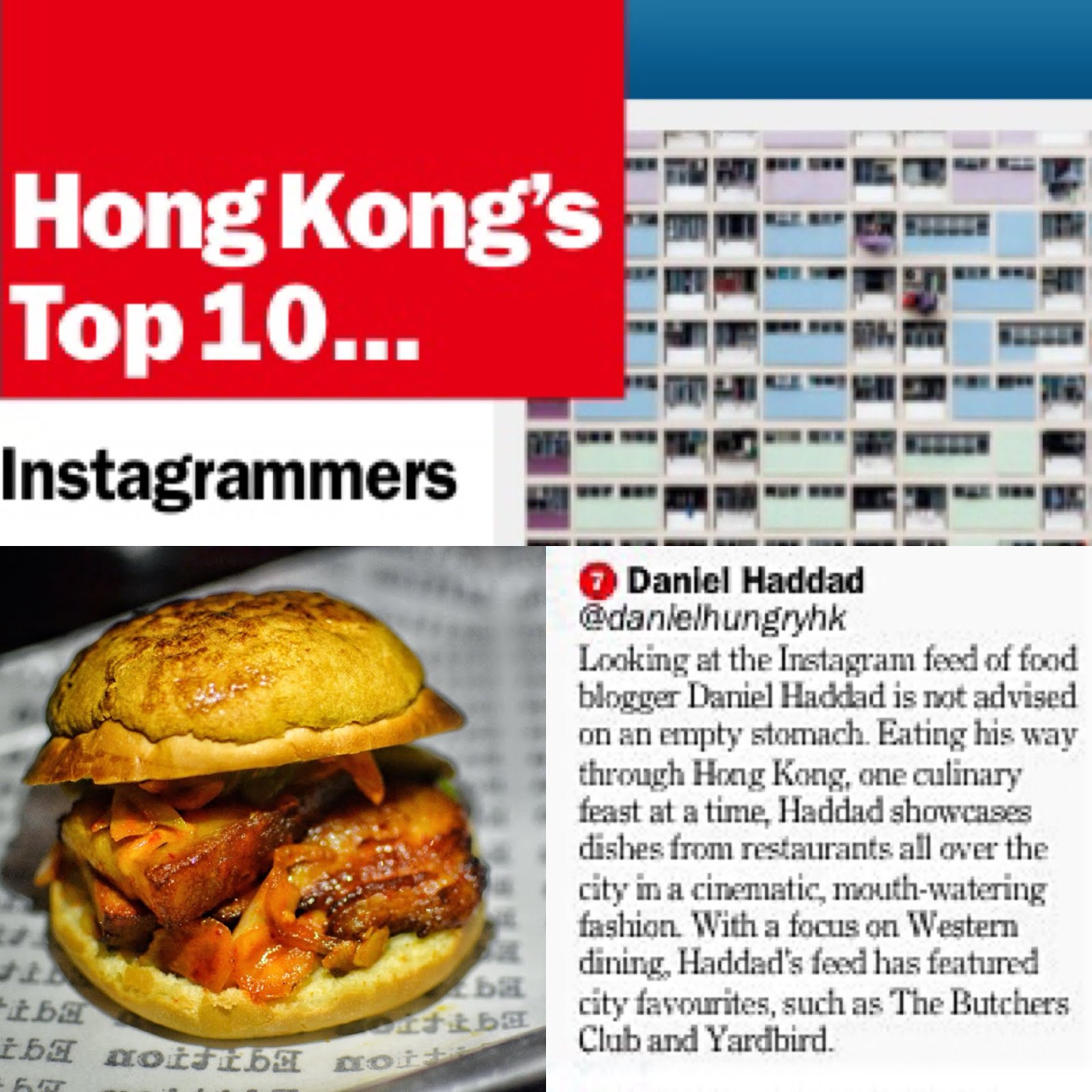 FEATURED IN TIME OUT HONG KONG