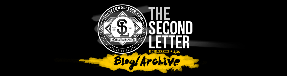 THESECONDLETTER.COM