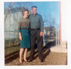 Tom & Florence Bumgarner