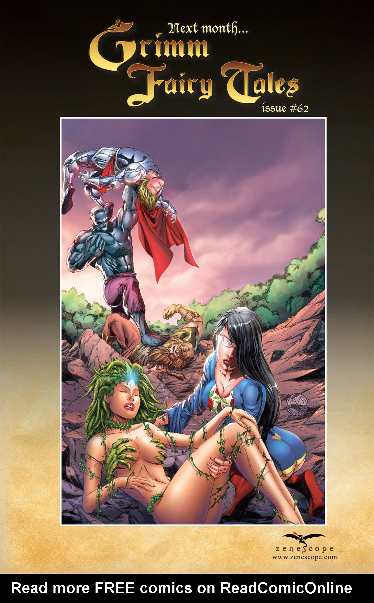 Grimm Fairy Tales (2005) Issue #61 #64 - English 25
