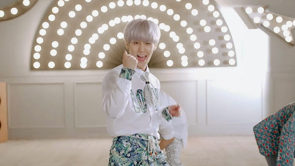 Boys Republic Suwoong Dress Up