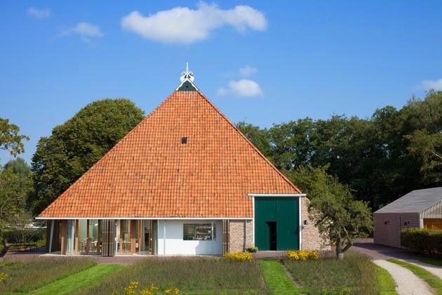Keunikan Rumah Klasik Dan Tradisional