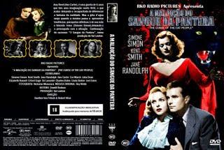 A MALDIÇÃO DO SANGUE DA PANTERA (1944) - REMASTERIZADO
