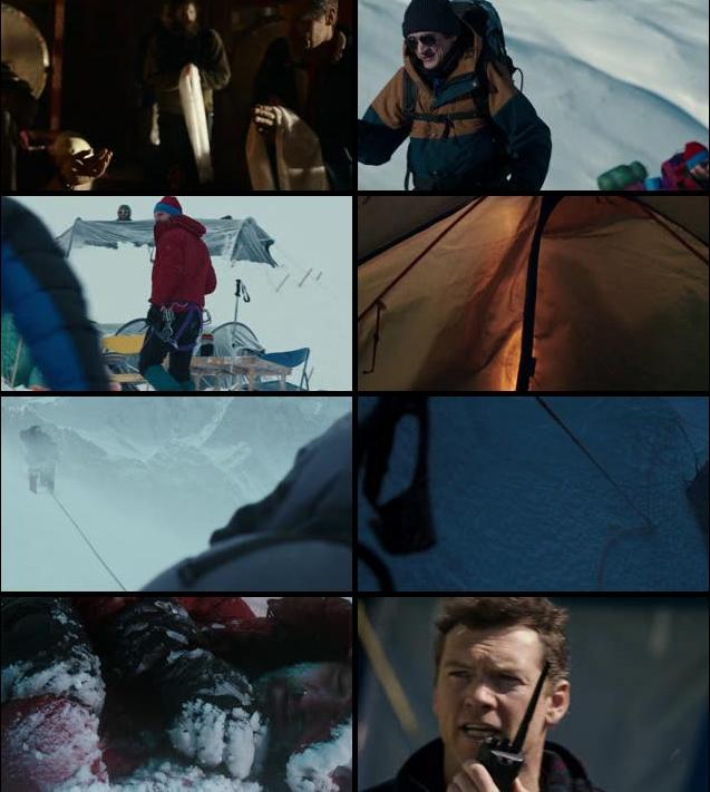 Everest 2015 English 720p BRRip
