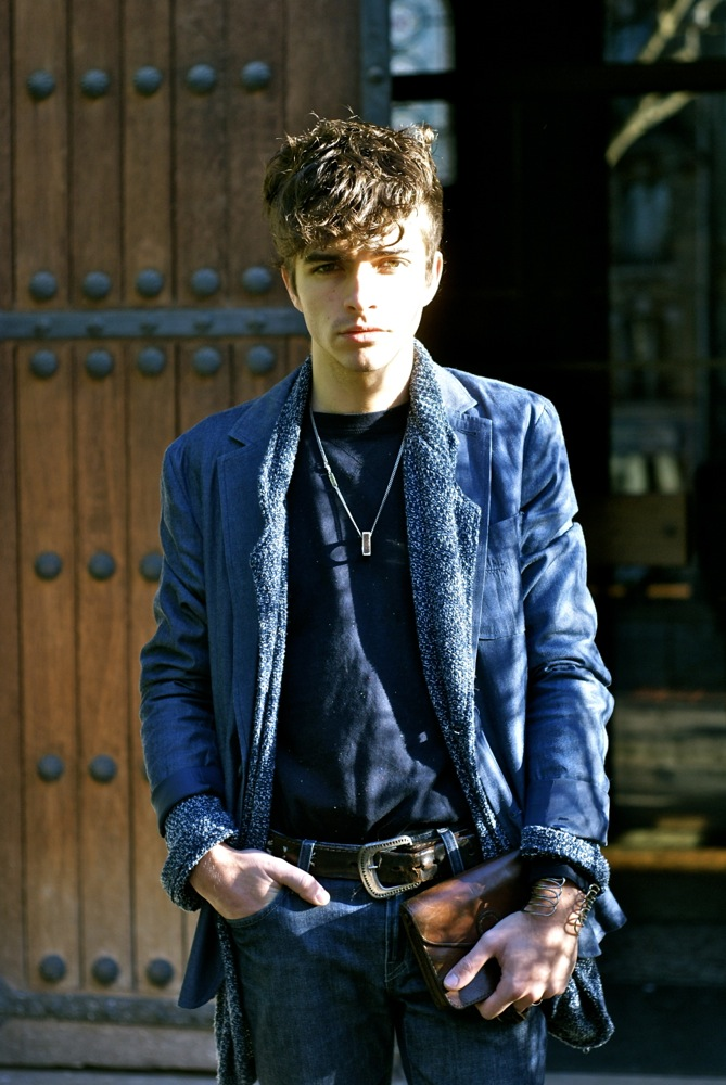 ASOS Blazer Zara Cardgan Monorpix Sweatchirt Maison Martin Margiela Ring Blog Mode Homme Style Mensfashion