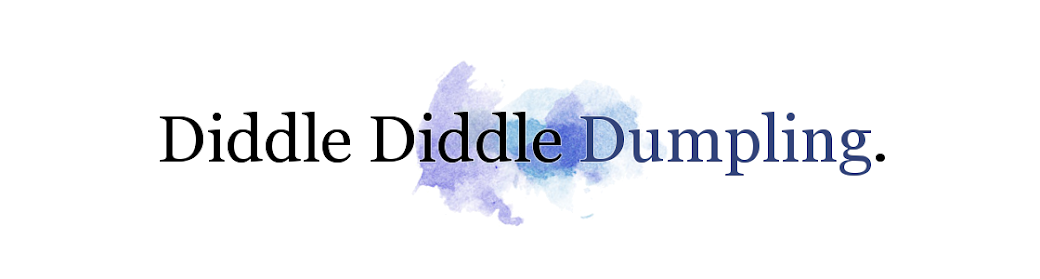 Diddle Diddle Dumpling | Scottish Parenting Lifestyle Blog