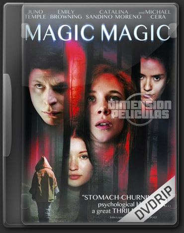 Magic Magic (DVDRip Inglés Subtitulada) (2013)