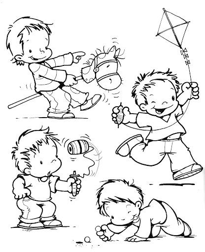 Jogos para Crianças do Maternalzinho