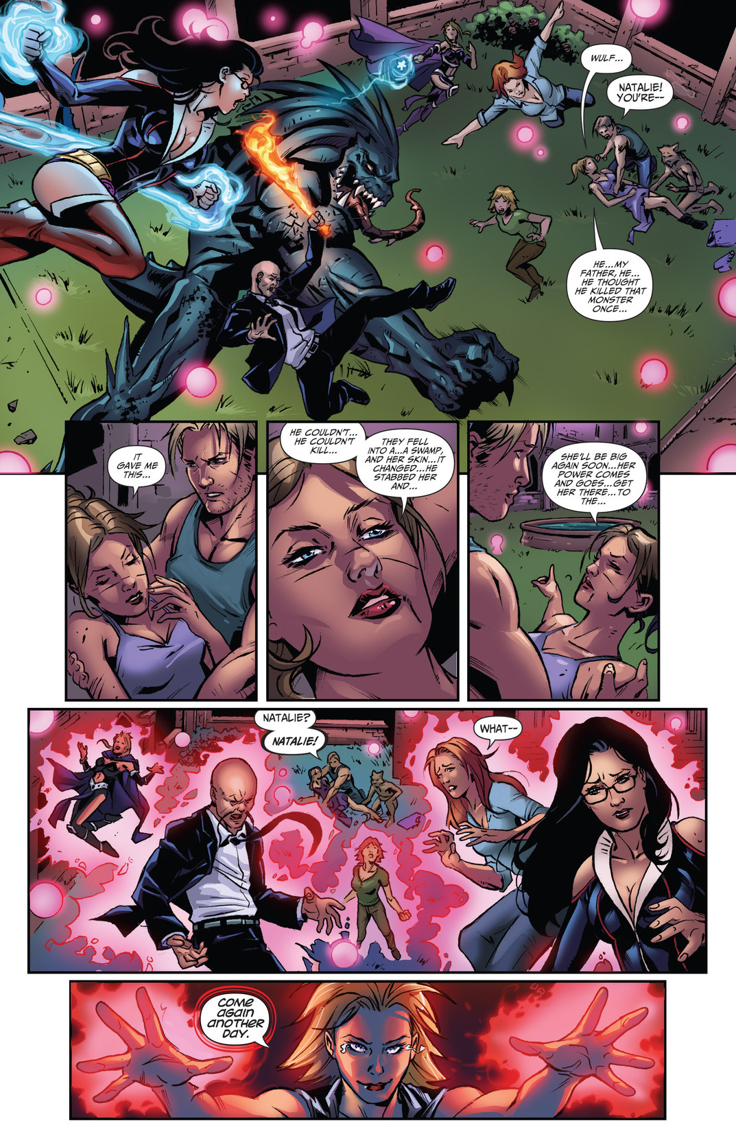 Grimm Fairy Tales (2005) Issue #110 #113 - English 17
