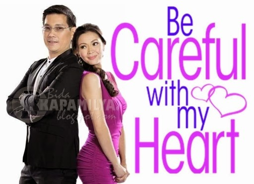 Maya and Ricky of Be Careful with My Heart