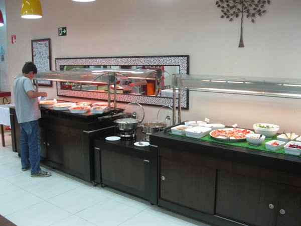 Buffet Self Service Completo