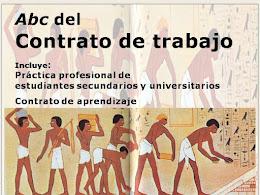 Abc del CONTRATO DE TRABAJO.
