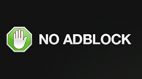 Please Disable AdBlock