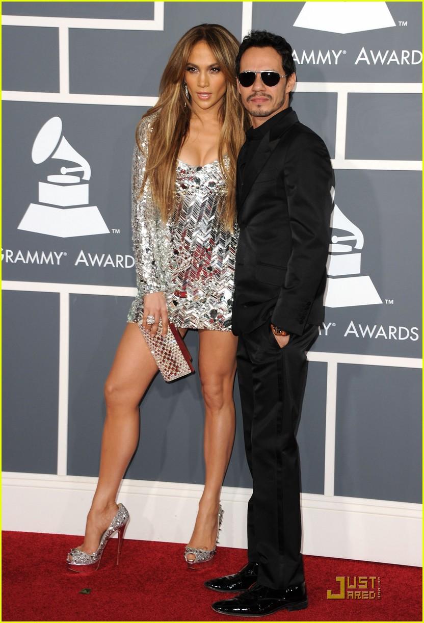 Jennifer Lopez 2011 Grammys